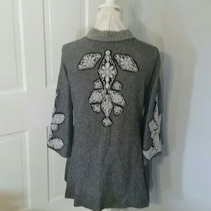 Urban Outfitters Ecote beaded cardigan. Sz S